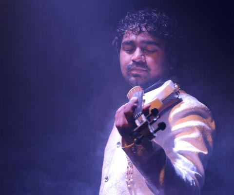 Abhijith P S Nair, violinist, composer, Musicians, Music journey, gallery, Music performance, violinist, arranger, composer