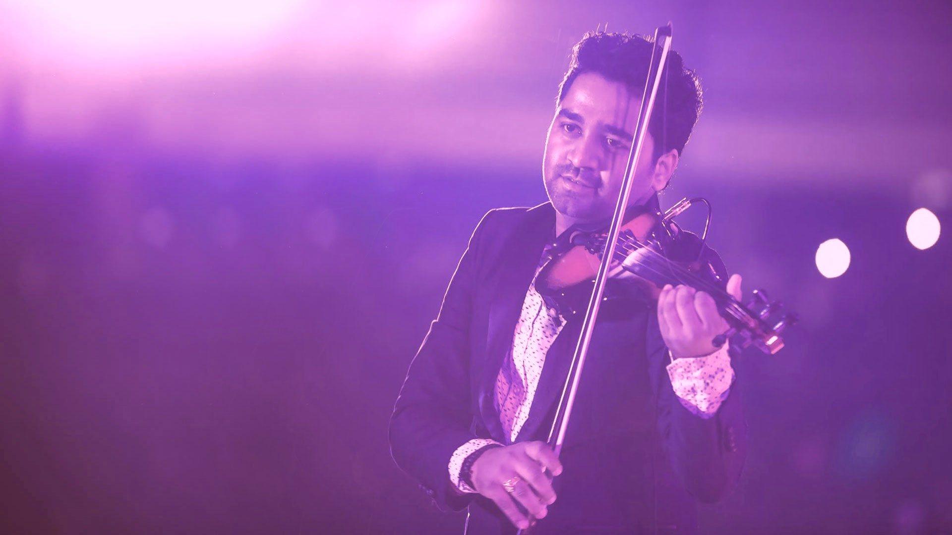 Jazz Violinist, Composer, Indian Violinist, musician